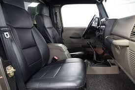 Jeep Wrangler Leather Interior Wrangler Archives Go4x4it A Rubitrux Blog