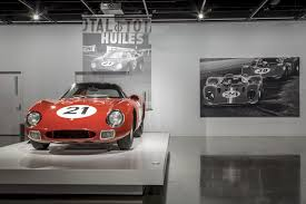 ferrari seeing red 70 years of ferrari petersen automotive museum