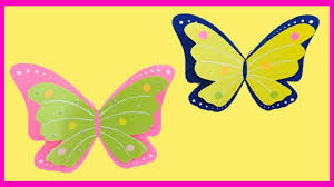 Butterfly Crafts For Kids To Make - how to make a paper butterfly wall decor diy paper butterfly