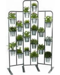 Urban Garden Room - incredible deal on tall metal plant planter stand 20 tiers display