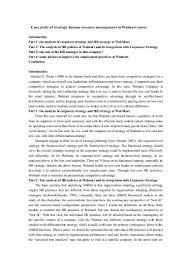 resume paper walmart walmart essays attention grabbers essays harvard business review case study strategic human resource management wal mart stores case study of strategic human resource management