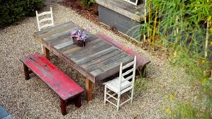 Venice Outdoor Furniture by Small Backyard Makeover Sunset
