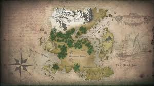 Fantasy World Map by World Painter Map Turned Into Fantasy Minecraft Map Visual Stuff