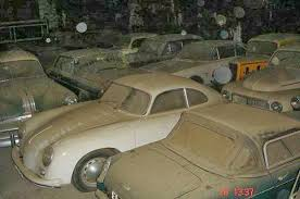 Barn Full Of Classic Cars Guy Buys Land Inherits Secret Barn Full Of Cars Worth 35m