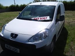 peugeot partner 1 6 hdi s l1 850 manual for sale in ormskirk