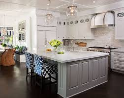 what color to paint kitchen island with white cabinets island mindful gray 7016 sherwin williams spacious