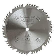 low noise sawblade finewoodworking