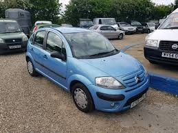 2008 citroen c3 cool 1 4 petrol 80k with service history 12 months