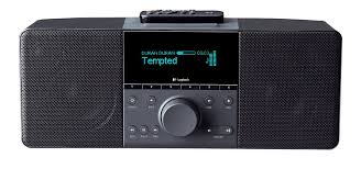 Amazon Com Logitech Squeezebox Boom All In One Network Music