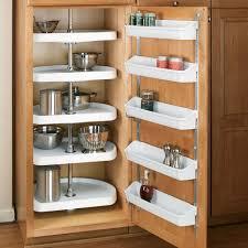 rev a shelf d shaped 5 shelf pantry lazy susan hayneedle