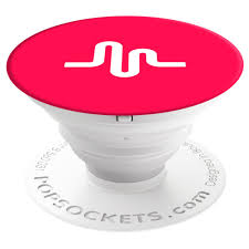 musical ly popsockets stand for smartphones u0026 tablets gray