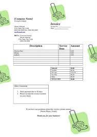 Landscaping Invoice Template by Free Landscaping Invoice Template Word Landscaping Invoice