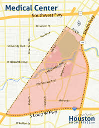 Zip Code Map Virginia by Texas Medical Center Houston Homes U0026 Neighborhood Guide
