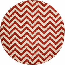 Black And Red Area Rugs by Red White Chevron Rug Roselawnlutheran