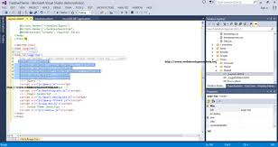 layout design in mvc 4 step by step using bootstrap 3 with asp net mvc 5 codeproject