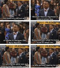 Carlton Meme - carlton drops some truth on a racist black man on fresh prince of