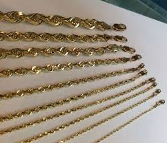 golden rope necklace images 14k gold chain necklace clipart jpg