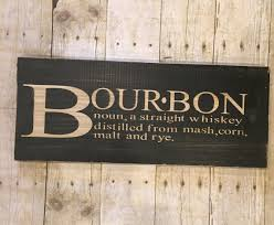 bourbon sign bourbon wood sign black by tkdsgns on etsy intriguing bourbons