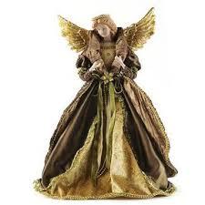 christmas tree angel olive angel christmas tree topper by kirklands olioboard