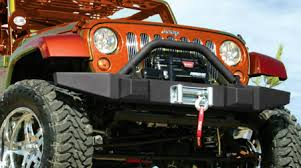 jeep wrangler road bumper tech front winch bumper for jeep wrangler jk