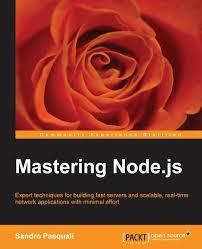 best node js books mastering node js packt books