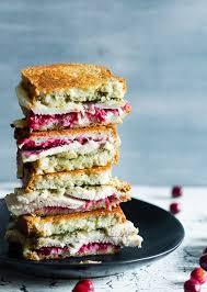 turkey cranberry pesto panini nutmeg nanny