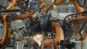 volkswagen germany factory volkswagen german plant accident robot grabs crushes man to death