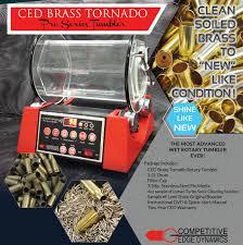 brass tornado pro series tumbler
