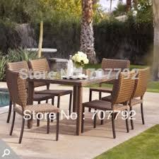 Inexpensive Patio Dining Sets Online Get Cheap Patio Dining Set Aliexpress Com Alibaba Group