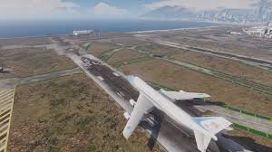 air force one boeing vc 25a enterable interior add on gta5