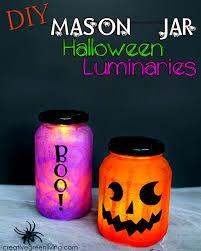 Halloween Glow Jars by 30 Best Diy Mason Jar Halloween Crafts Ideas And Designs For 2017