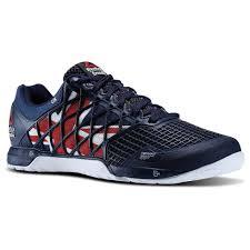 Red White Black Flag Stylish Reebok Crossfit Nano 4 0 Flag Pack Uk Shoes Collegiate