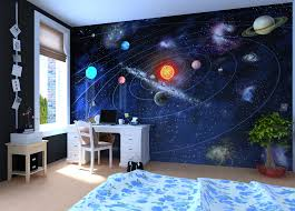 solar system wall mural photo wallpaper photowall idolza solar system wall mural photo wallpaper photowall