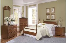 Carolina Furniture Common Sense Bedroom Collection - Carolina bedroom set