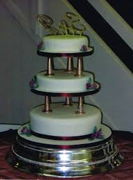 three tier wedding cakes gallery picture cake design and cookies