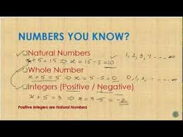 ncert class 8 maths ch 1 rational numbers youtube
