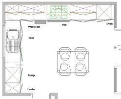 L Shaped Kitchen Floor Plans by 23 Best Floor Plans Images On Pinterest Floor Plans Planners