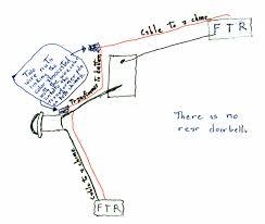 doorbell wiring diagrams throughout diagram saleexpert me