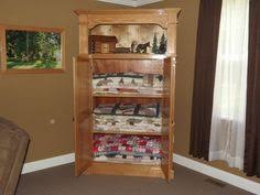 Quilt Storage Cabinets Oxford Impressions Quilt Display Cabinet Creative Pinterest