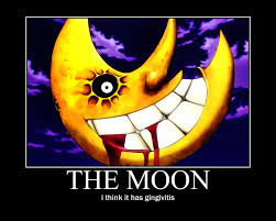 Soul Eater Memes - freaky moon discovered by the cheshire on we heart it