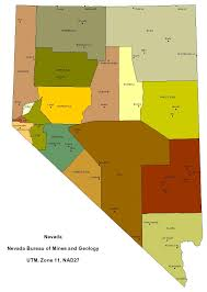 Austin County Map by Nevada County Map Area County Map Regional City
