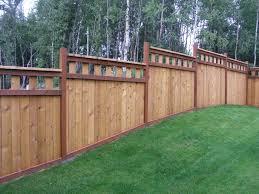 Backyard Fence Decorating Ideas by Backyard 60 Exterior Stunning Garden Fencing Ideas In Grey