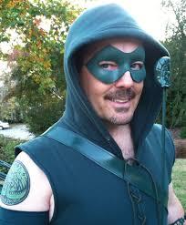 Green Arrow Halloween Costume Arrowcave November 2011