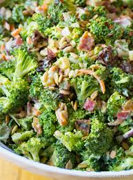 best salad recipes the best broccoli salad recipe a spicy perspective