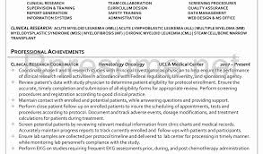 oncology clinical nurse specialist sample resume awesome dental