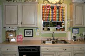 Red Kitchen Curtain by Kitchen Yellow Kitchen Curtains Walmart Kitchen Curtains Grey