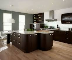 kitchen cabinets kitchen counter ideas decor dark brown tall