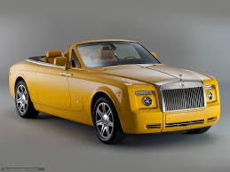 carro rolls royce baixar wallpaper rolls royce compartimento amarelo carros papis