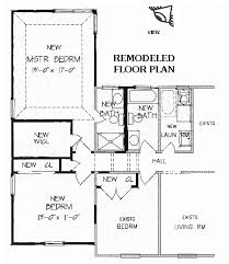 master bedroom floor plans with bathroom featured house plan pbh 5175 professional builder house plans