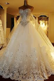princess wedding dresses with bling best 25 rhinestone wedding dresses ideas on bling